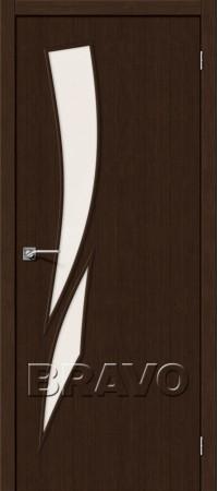 Межкомнатная дверь 3D-Graf серии Master Мастер-10 3D Wenge