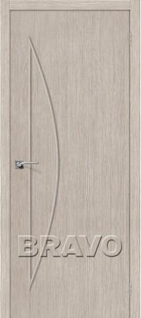 Межкомнатная дверь 3D-Graf серии Master Мастер-5 3D Cappuccino