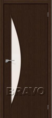 Межкомнатная дверь 3D-Graf серии Master Мастер-6 3D Wenge