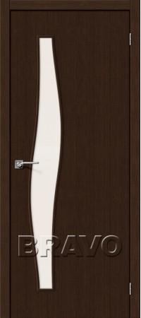 Межкомнатная дверь 3D-Graf серии Master Мастер-8 3D Wenge