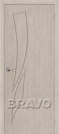 Межкомнатная дверь 3D-Graf серии Master Мастер-9 3D Cappuccino