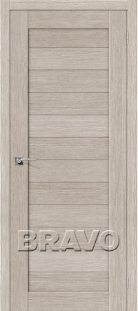 Межкомнатная дверь 3D-Graf серии Porta-X Порта-21 3D Cappuccino
