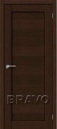 Межкомнатная дверь 3D-Graf серии Porta-X Порта-21 3D Wenge