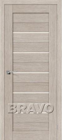 Межкомнатная дверь 3D-Graf серии Porta-X Порта-22 3D Cappuccino