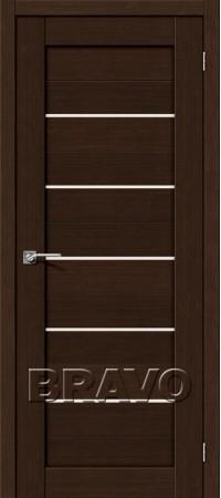 Межкомнатная дверь 3D-Graf серии Porta-X Порта-22 3D Wenge
