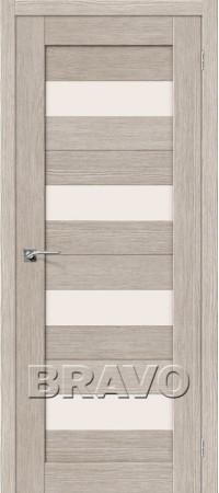 Межкомнатная дверь 3D-Graf серии Porta-X Порта-23 3D Cappuccino