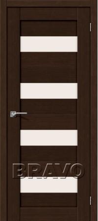 Межкомнатная дверь 3D-Graf серии Porta-X Порта-23 3D Wenge