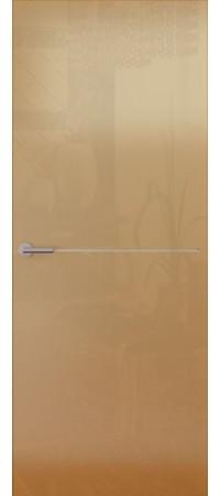 Межкомнатная дверь серии Italy Avorio-1 (гл.) Глянец винтаж