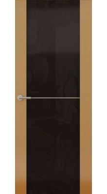 Avorio-1 (Стек. черное) Глянец мокко