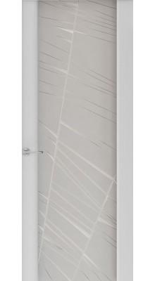 Capri-2 (стек. матовое) Глянец серый