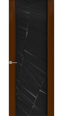 Capri-2 (стек. черное) Глянец винтаж
