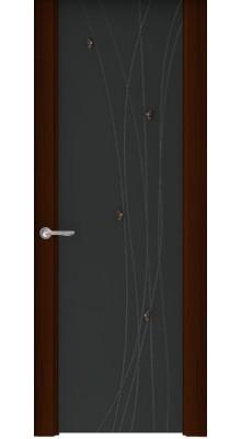 Murano-2 (стек. черное) Ясень винтаж