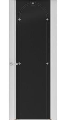 Murano-3 (стек. черное) Ясень серый