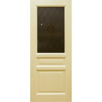 Дверь Прага-5 (стекло)