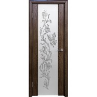 Дверь Престиж Бабочка (стекло)