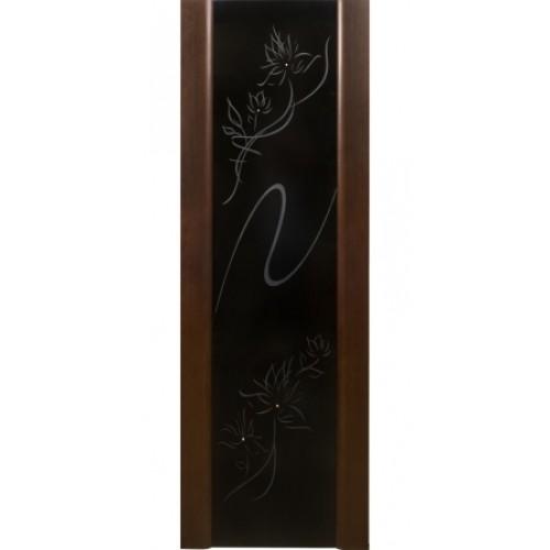 Дверь Сапфир (стекло)