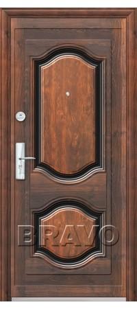 Входная металлическая дверь класс Эконом - К550-2-66