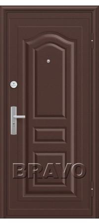 Входная металлическая дверь класс Эконом - К600-2-66
