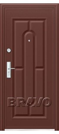 Входная металлическая дверь класс Эконом - К130-2-66