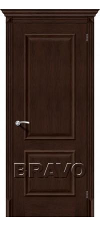 Межкомнатная дверь из Эко Шпона серии Classico Классико-12 (new) Antique Oak