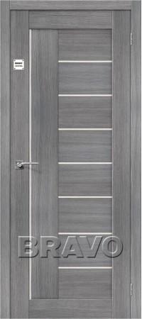Межкомнатная дверь серии Porta X - Порта-29 Grey Veralinga