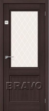 Межкомнатная дверь серии Porta X - Порта-63 Wenge Veralinga