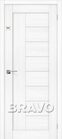 Межкомнатная дверь серии Porta X - Порта-29 Snow Veralinga
