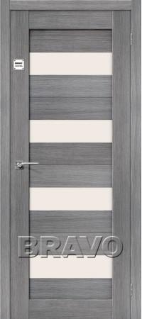 Межкомнатная дверь серии Porta X - Порта-23 Grey Veralinga