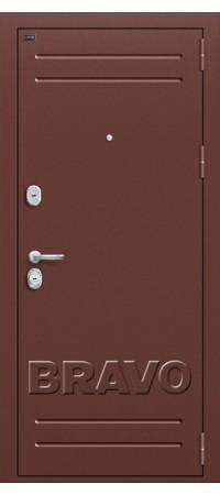 Входная металлическая дверь класс Премиум - Т1-210 Антик Медь