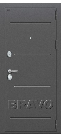 Входная металлическая дверь класс Премиум - Т2-221 (95 мм) Cappuccino Veralinga