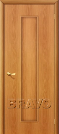 Межкомнатная дверь Ламинированная Серия 10 20Г Л-12 (МиланОрех)