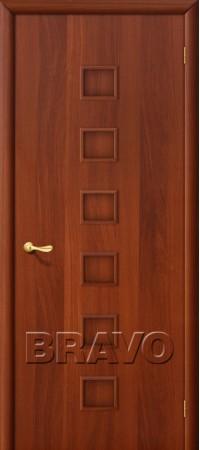 Межкомнатная дверь Ламинированная Серия 10 1Г Л-11 (ИталОрех)
