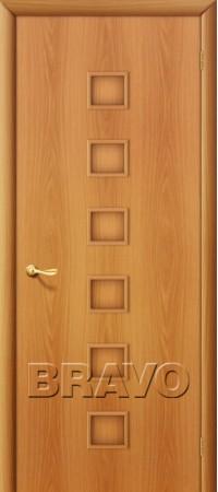 Межкомнатная дверь Ламинированная Серия 10 1Г Л-12 (МиланОрех)