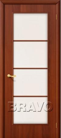 Межкомнатная дверь Ламинированная Серия 10 10С Л-11 (ИталОрех)