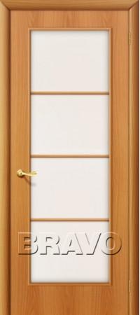 Межкомнатная дверь Ламинированная Серия 10 10С Л-12 (МиланОрех)