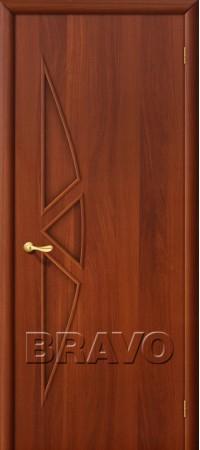 Межкомнатная дверь Ламинированная Серия 10 15Г Л-11 (ИталОрех)