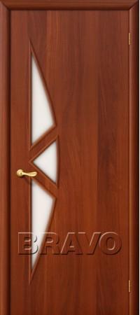 Межкомнатная дверь Ламинированная Серия 10 15С Л-11 (ИталОрех)