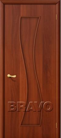 Межкомнатная дверь Ламинированная Серия 10 11Г Л-11 (ИталОрех)