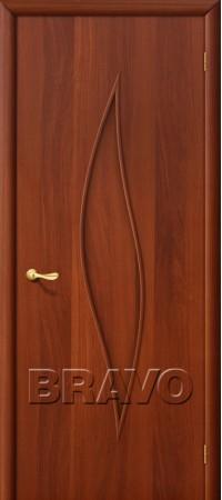 Межкомнатная дверь Ламинированная Серия 10 12Г Л-11 (ИталОрех)