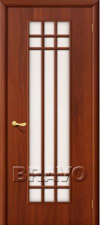 Межкомнатная дверь Ламинированная Серия 10 16С Л-11 (ИталОрех)