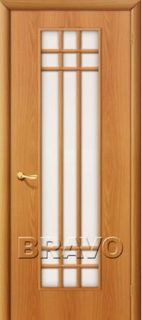 Межкомнатная дверь Ламинированная Серия 10 16С Л-12 (МиланОрех)