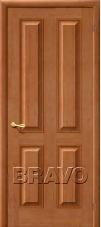 Межкомнатная дверь из массива Классическая Тассо-3Т-50 (Венге)