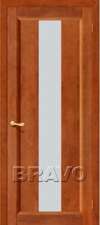 Межкомнатная дверь из массива Классическая М3Т-05 (Светлый Лак)