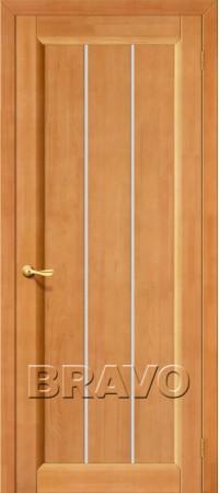 Межкомнатная дверь из массива Классическая М2Т-08 (Венге)