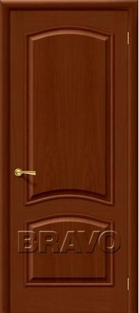 Межкомнатная дверь натуральный шпон серии Комфорт -Шервуд Д-10 (Золотой Дуб)