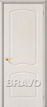 Межкомнатная дверь из ПВХ серии Start Альфа П-21 (БелДуб)