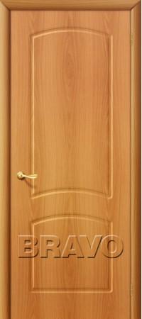 Межкомнатная дверь из ПВХ серии Start Кэролл П-12 (МиланОрех)