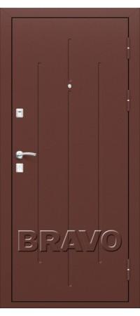 Входная металлическая дверь класс Комфорт - Стройгост 7-2 Антик Медь