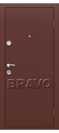 Входная металлическая дверь класс Комфорт - Йошкар П-18 (Ель Карпатская)