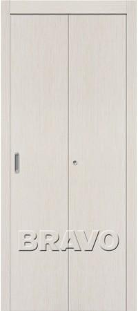 Складная дверь Гост Л-21 (БелДуб)